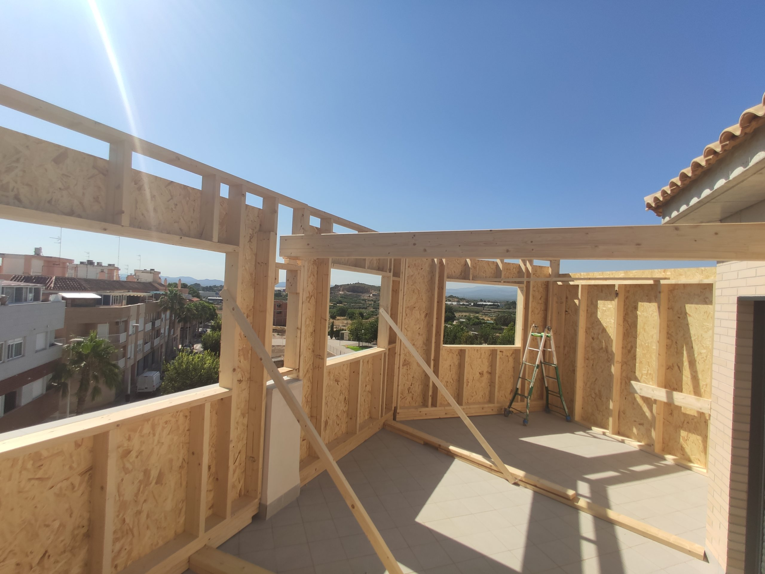 Ventajas de construir una casa de madera