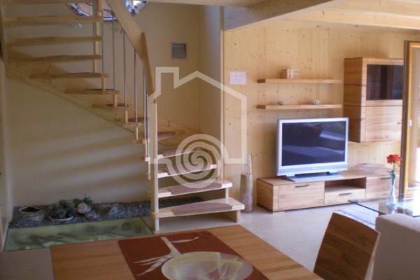 Foto interior escalera